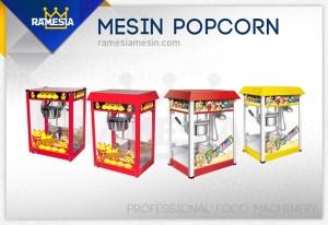 Mesin Popcorn / Alat pembuat popcorn
