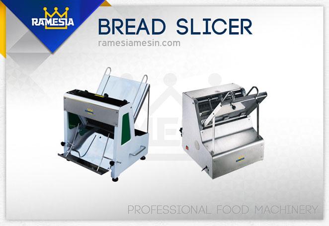 Mesin Pemotong Roti Bread Slicer