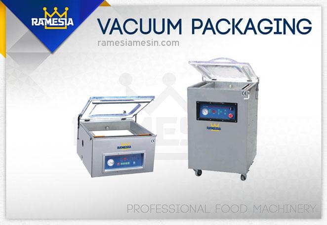 Mesin Vacuum Packaging