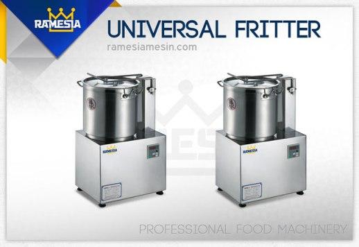 Universal Fritter