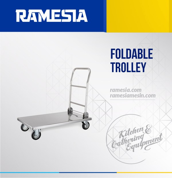 Foldable Trolley FPT 300