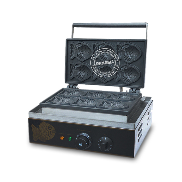 FY112-ramesia-mesin-taiyaki-maker
