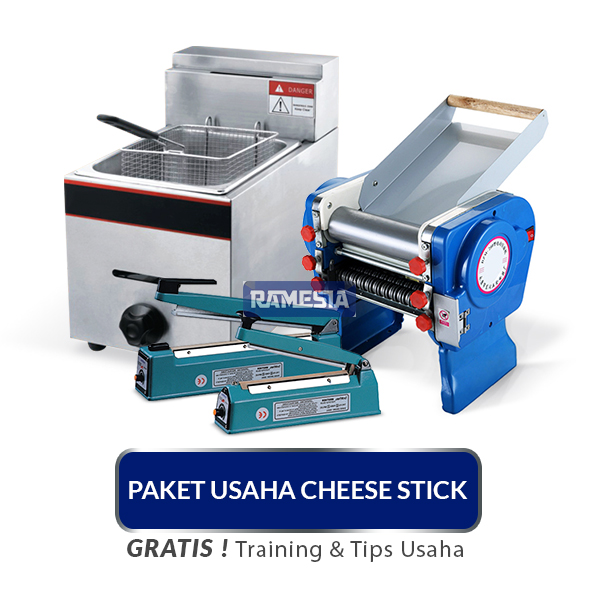 Paket Usaha Cheese Stick