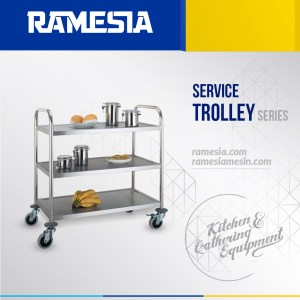 Service Trolley RST 3