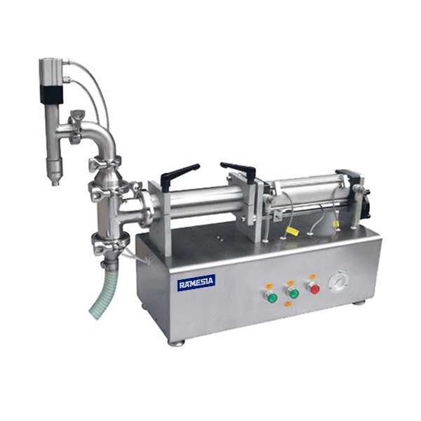 Mesin Pengisi Cairan LPF-500T Liquid Piston Filler