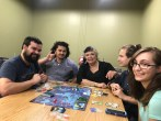 These guys lost Pandemic faster than I've ever seen anyone lose a game ever. #badluck #firsttime