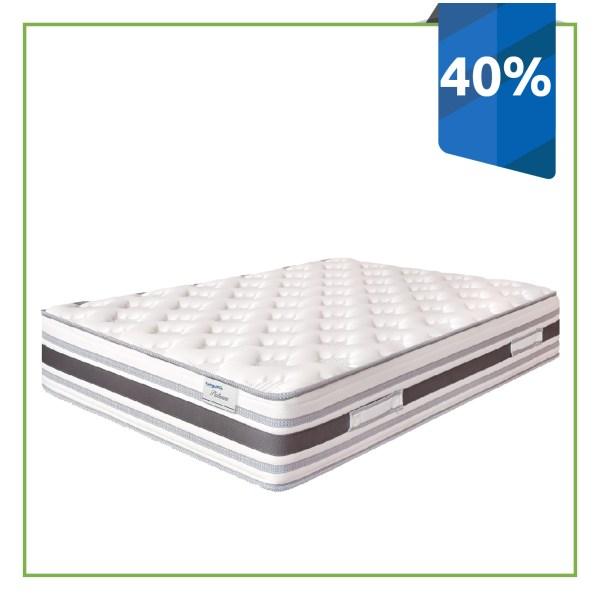 Descuento del 40% en el Colchón Resortado Platinum Ramguiflex