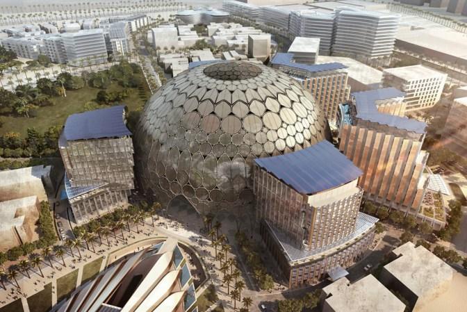 Expo Dubai, partito il countdown per l'evento più atteso dell'anno  Image of Expo Dubai, partito il countdown per l'evento più atteso dell'anno