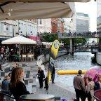 Aarhus, in Danimarca, è il posto dove festeggiare l'uscita dalla pandemia
