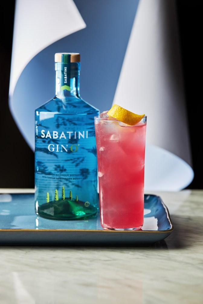"""""""Sabatini Gin0°"""", il distillato vegano nato nel cuore della Toscana  Image of """"Sabatini Gin0°"""", il distillato vegano nato nel cuore della Toscana"""