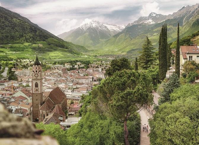 L'estate in montagna inizia quest'anno in Alto Adige  Image of L'estate in montagna inizia quest'anno in Alto Adige