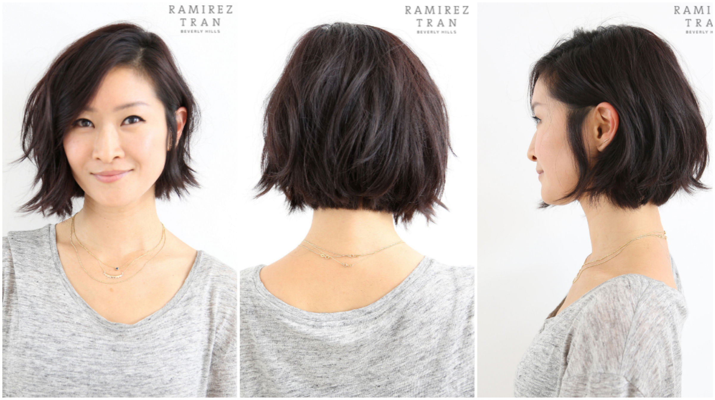 Top Saved Ideas In Short And Medium-length Hair Include