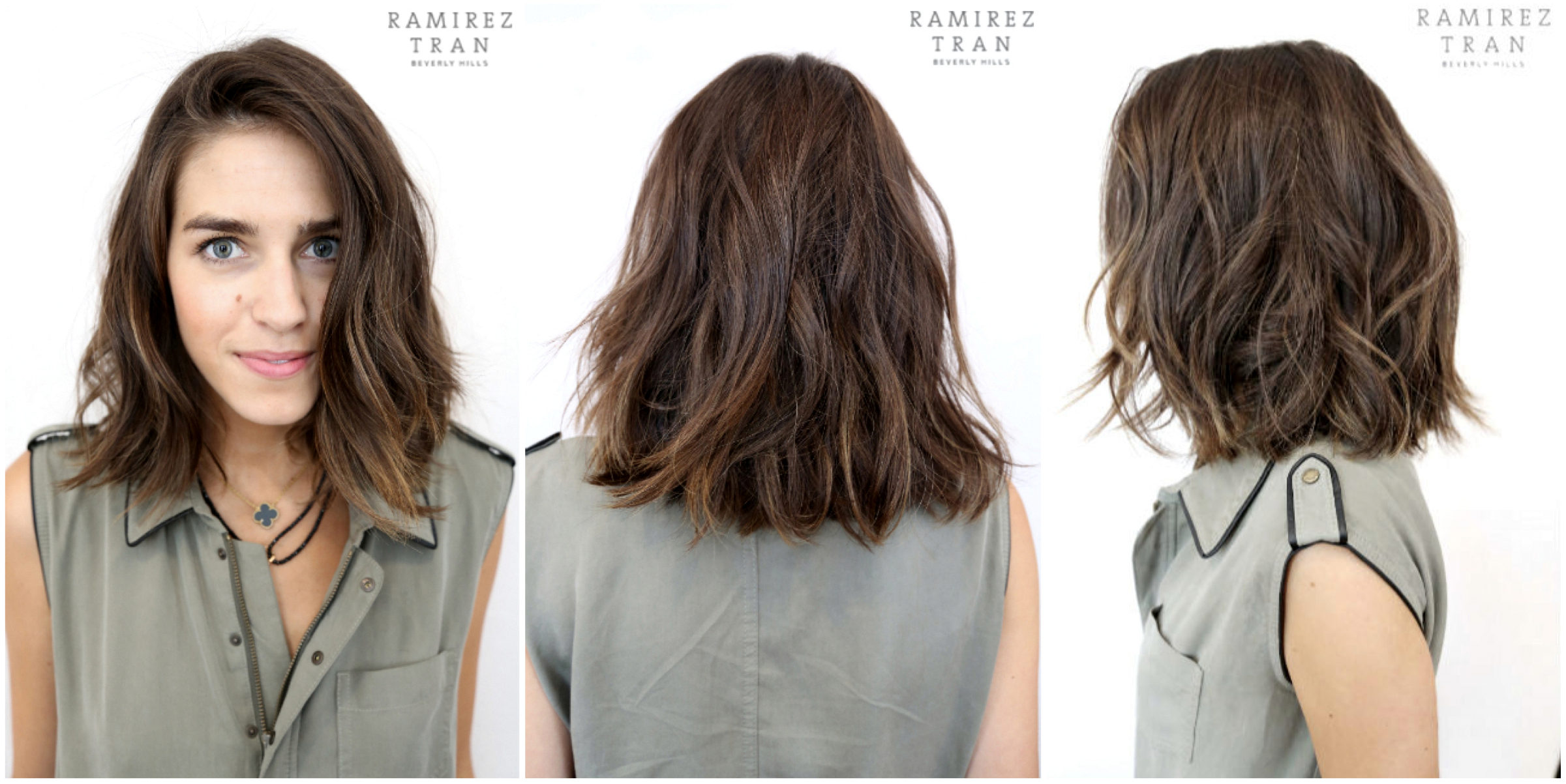 Gambar Best Hair Color Salon In Nyc For Highlights Short Jpeg Png