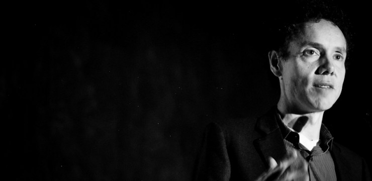 Malcolm Gladwell, el über planner