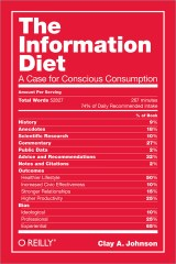 The Information Diet