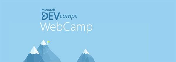 Web Camp Banner