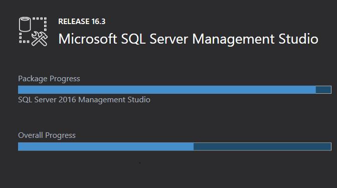 התקנת SQL Server 2016