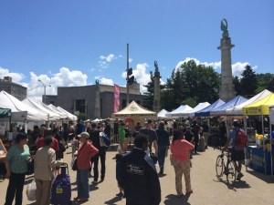 Prospect Park Farmer's Market