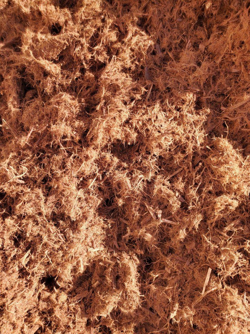 Soil and Ammendments - Shredded Bark