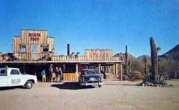 Reata Pass - 1960s