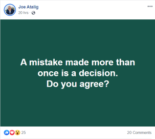 Mistkae A Decision FB Post - Joe Atalig.png