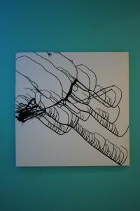 Abstract Black by Ramona Romanu