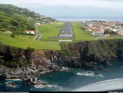 שדה תעופה באיים האַזוריים