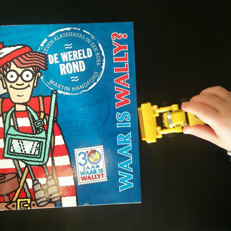 Leesplezier | Zoekboek ´Waar is Wally?´