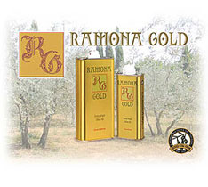 Ramona Gold Olive Oil