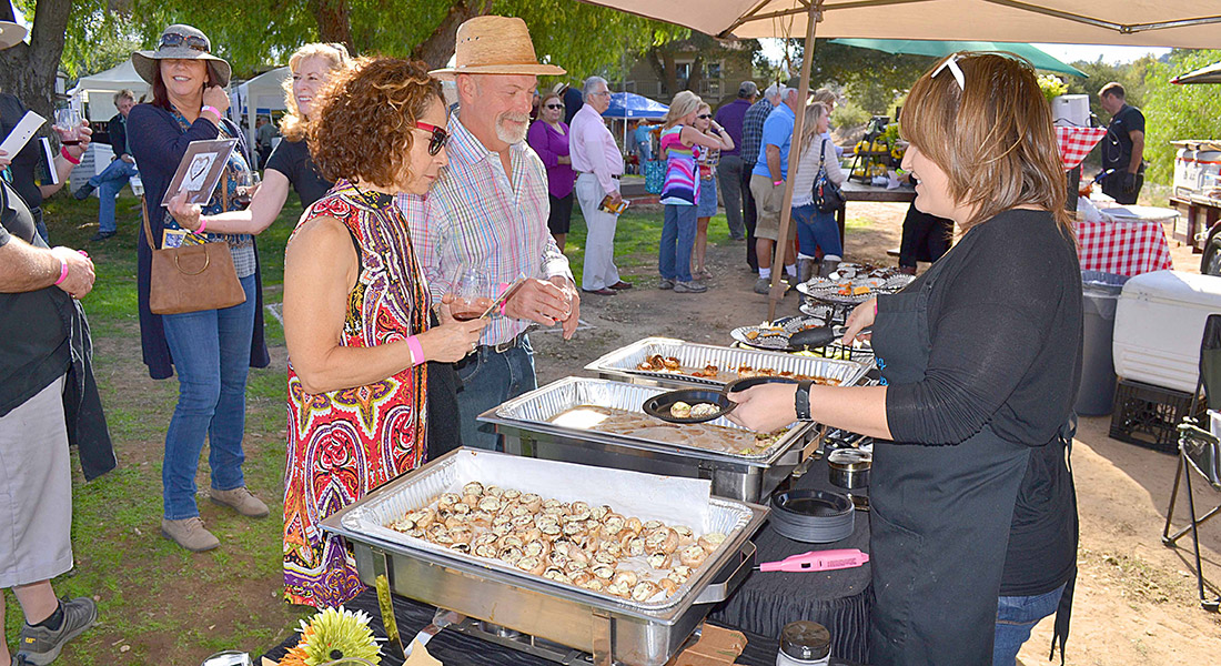The Ramona Art & Wine Festival