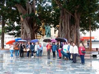 Plaza San Francisco Ruta de Plaza en Plaza