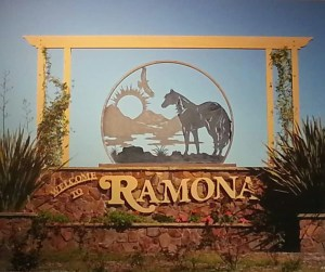 Welcome to Ramona