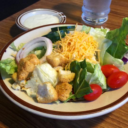 Denny's Salad