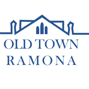 Old Town Ramona Logo