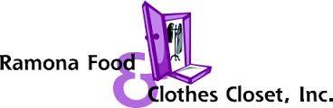 Ramona Food & Clothes Closet