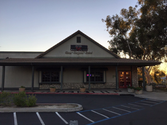 Ramona Valley Grill
