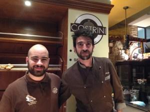 Costrini Italian Flavor- bar caffetteria - gastronomia -ristorante- aperitivi- via Val Maggia zona Conca d'Oro- Roma