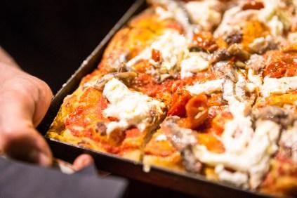 L'Osteria di Birra del Borgo -Roma-Prati-via Silla 61-Birra del Borgo-Gabriele Bonci- pizza-cucina tradizionale-cocktail con la birra