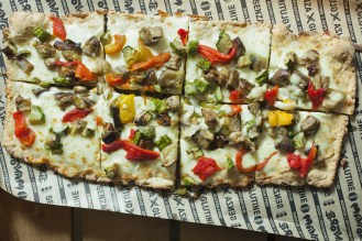 PIZZA- Ortolana Gluten free - Copia