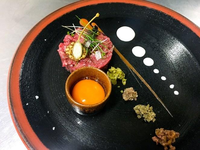 Stazione di Posta - Chef Luca Pistininzi - Tartare di carne rid