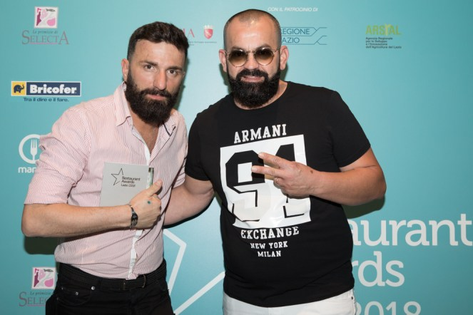 Marco Quintili e Angelo Pezzella