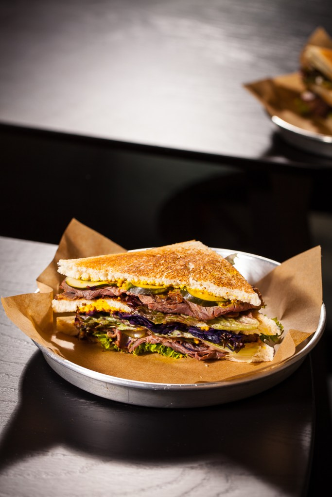 pastrami-club-sandwich