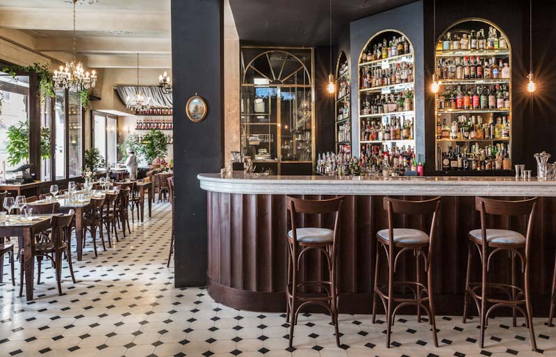 Il Marchese Amaro bar e cocktail bar