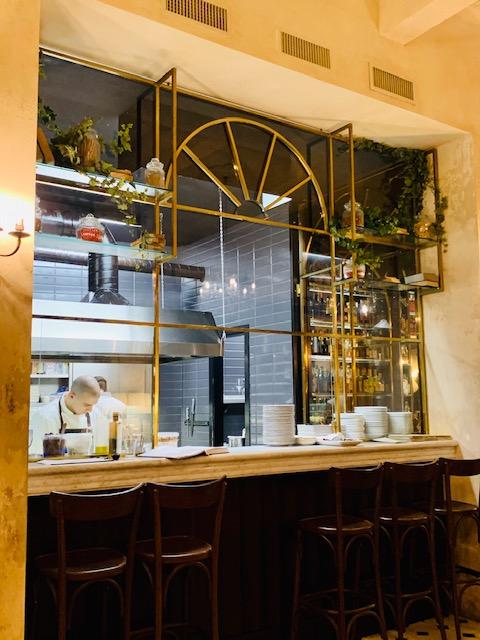 cucina Il Marchese Roma