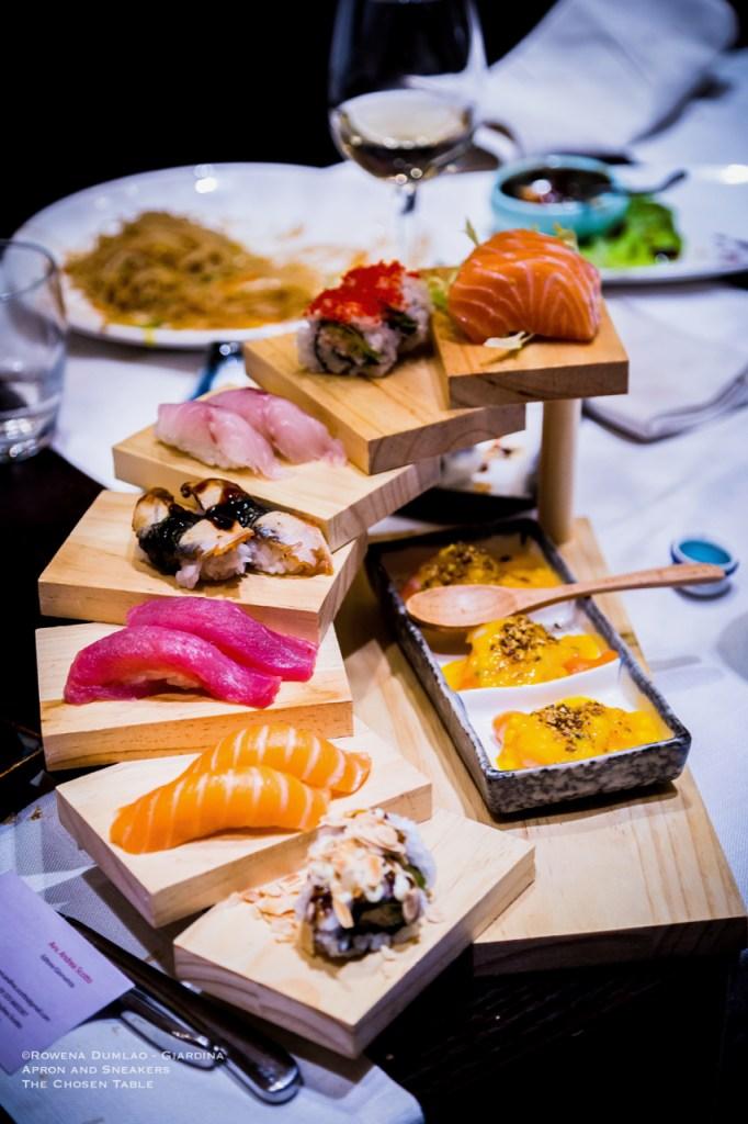 sashimi Huobi