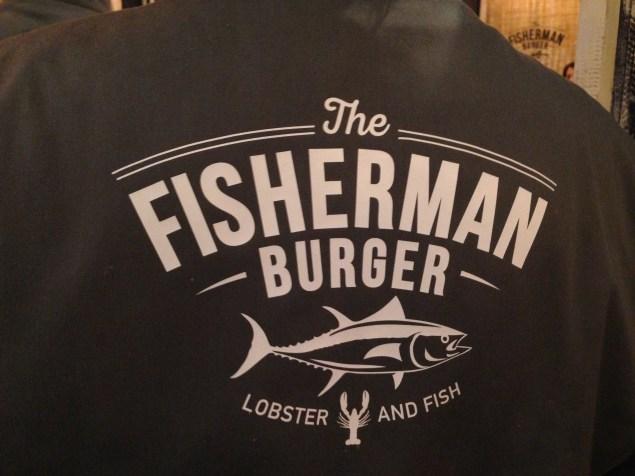 The Fisherman Burger- ristorante di pesce- Roma- risto pescheria-