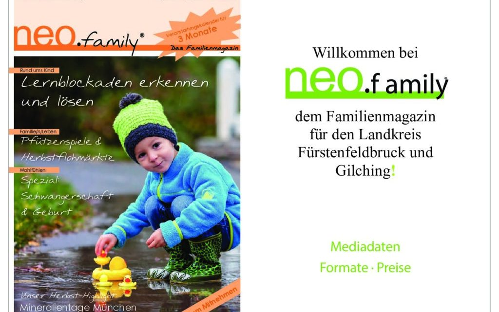neo family – Mediadaten und Planung 2020/2021