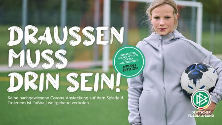 DFB team prepares for EM 2022