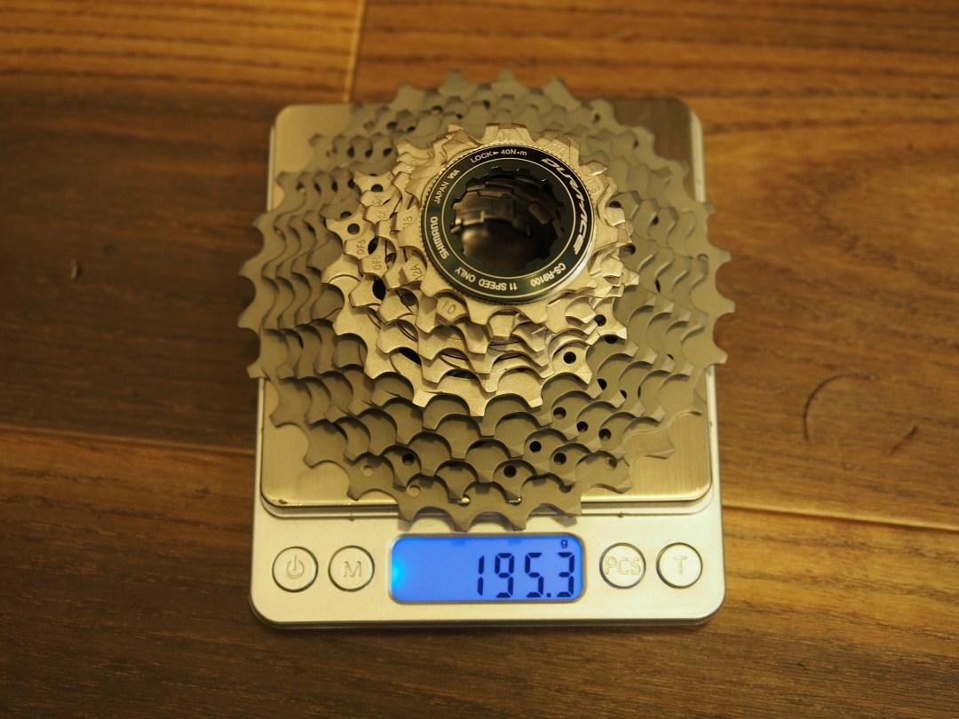 R9100 Cassette sprocket 11-28T