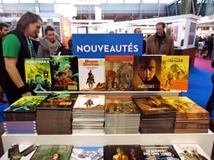 Rosanas Dargaud Nouveautes 2013